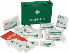 Travelling First Aid Kit with Extra Content -