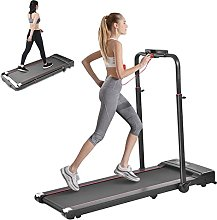 Treadmill Folding 2 in 1, with Remote Control, APP