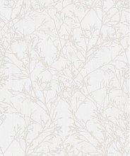 Tree 10m x 52cm Wallpaper Roll East Urban Home