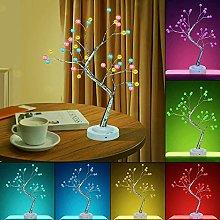 Tree Lamp Lighted, Room Decor Night Light - 16