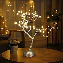 Tree Lamp Lighted, Room Decor Night Light - Tree