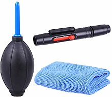 Tree-on-Life 3-In-1 Cleaning Cloth Brush And Air