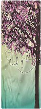 Tree Runner Rug, 2'x5', Tree with