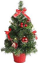 TREEECFCST Christmas Trees Sale Clearance Mini
