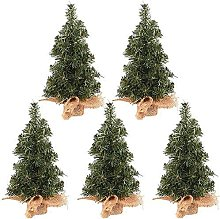 TREEECFCST Christmas Trees Sale Clearance Small