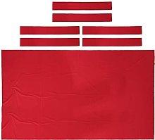 TREEECFCST Pool Table Cloth Billiard Cloth