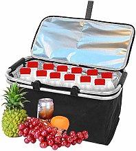 TreeLeaff 30L Cooler Bag Large with Hard Liner,