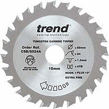 Trend CSB/8524A Craft Pro Circular Blade Ideal for