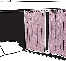 Trend Furnishings Kalmar Twist Caravan Curtains