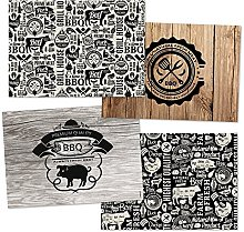 Trendform® Paper Placemat Grill House,