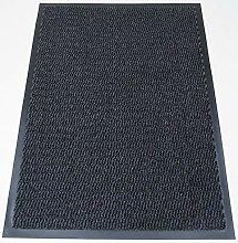 TrendMakers Machine Washable Anthracite Black
