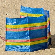 TrendMakers Multicolor Striped 4, 5, 6, 8, 10 Pole