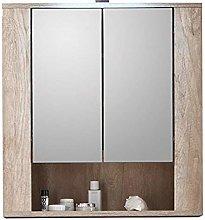 Trendteam Smart Living Bathroom Mirror Cabinet,