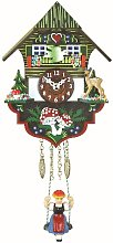 Trenkle Kuckulino Black Forest Clock Black Forest