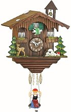Trenkle Kuckulino Black Forest Clock Swiss House