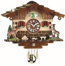 Trenkle Kuckulino Black Forest Clock Swiss House