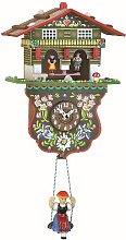 Trenkle Kuckulino Black Forest Clock weather house