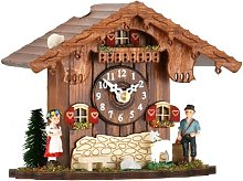 Trenkle Mantel-clock with quartz movement and