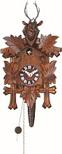 Trenkle Quarter call cuckoo clock with 1-day