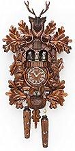Trenkle Quartz Cuckoo Clock Hunting clock, with