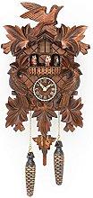 Trenkle Quartz Cuckoo Clock with music 7 leaves, 3