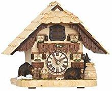 Trenkle Quartz Table Cuckoo Clock Black forest
