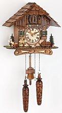 Trenkle Uhren German Cuckoo Clock Quartz-movement