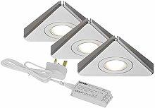 Treos - Slim Triangle Under Cabinet Light - 3