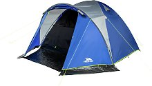 Trespass 6 Man 1 Room Darkened Room Dome Camping