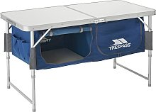 Trespass Camping Table with Storage