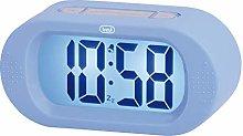 Trevi Alarm Clock, Blue, 14x6.8x5 cm
