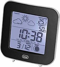 Trevi Digital Weather Station with Alarm Clock, 0,