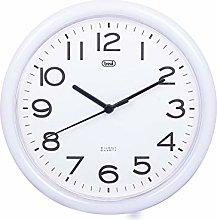 Trevi OM 3301 Quartz Wall Clock with Silent Sweep