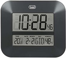 Trevi OM 3520 D Digital Clock with Large LCD Wall