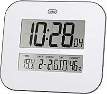 Trevi OM 3520 D Wall Clock 25 x 25 x 4 cm Bianco