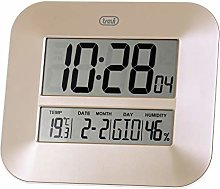 Trevi OM 3520 D Wall Clock 25 x 25 x 4 cm gold