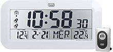 Trevi OM 3528 D Digital Radio Controlled Clock