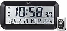 Trevi OM 3528 D Radio Controlled Digital Clock