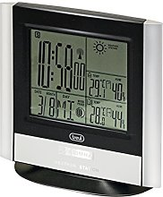 Trevi Radio Controlled Alarm Clock and Weather