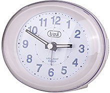 Trevi SL3052 Alta Quartz Alarm Clock with LED