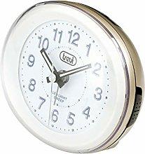 Trevi SL3052 - Compact Bedside Quartz Alarm Clock