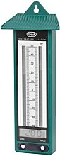 Trevi Thermometer internal and external Green