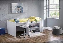 Trevino Single Cabin Bed with Desk Isabelle & Max