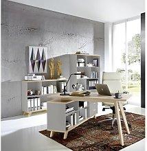 Trevor 3 Piece L-Shape Desk Office Suite Fjørde &