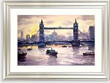 Trevor Waugh - Tower Bridge London Framed Print &