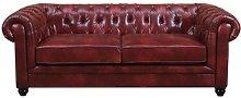 Trevorton 3 Seater Chesterfield Sofa ClassicLiving