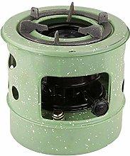 TRF Portable Kerosene Burner, Mini 10 Wicks Stove,