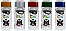TRG Leather Shoe Dye Spray 150 ml (Red)