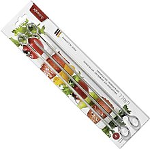 Triangle 90 324 04 10 Barbecue Skewers Set,