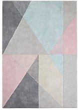 Triangle Geo Rug